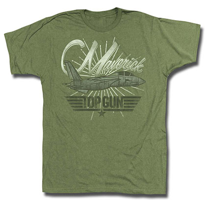 Top Gun Retro T-Shirt
