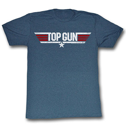 Top Gun Logo T-Shirt