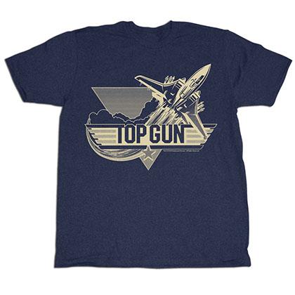 Top Gun Top Gun Plane T-Shirt