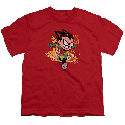 Teen Titans Go! Robin Youth Tshirt