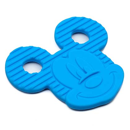 Mickey Mouse Blue Baby Teether
