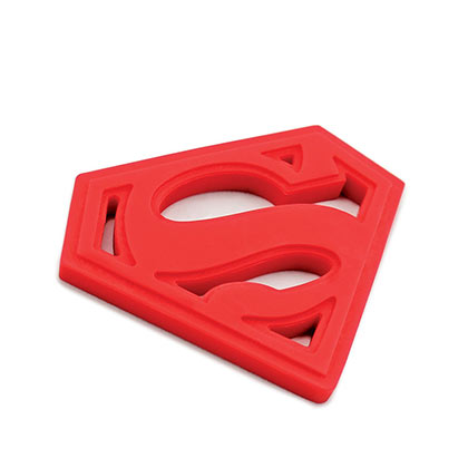 Superman Superhero Teether