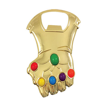 Avengers Infinity War Thanos Bottle Opener