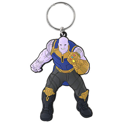 Thanos soft touch Key ring PLACEHOLDER