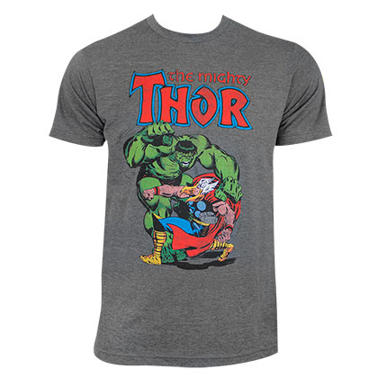 Thor VS Hulk Tee Shirt