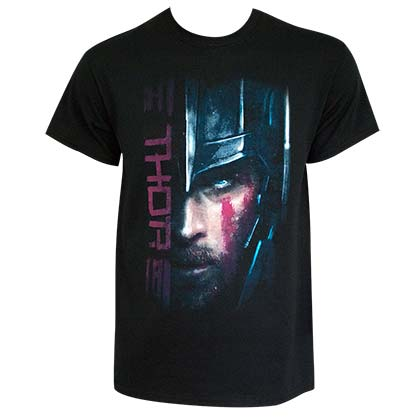 Thor Ragnarok Men's Black T-Shirt