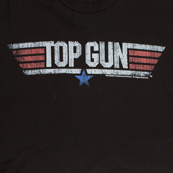 Top Gun Men\'s Logo T-Shirt