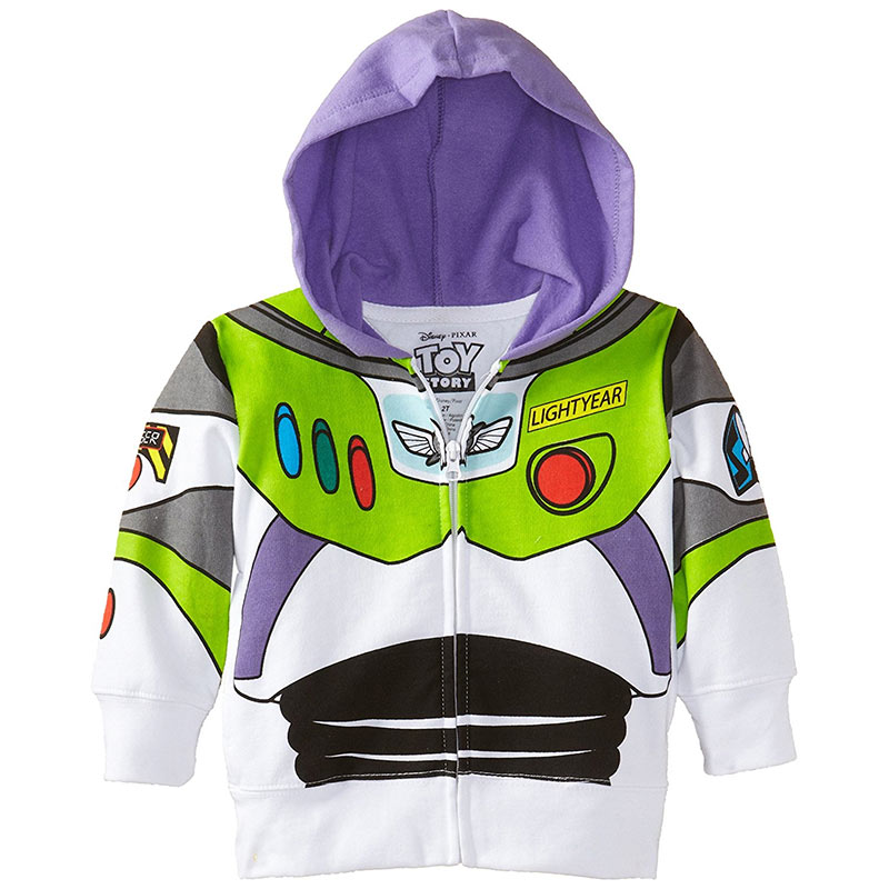 Toy Story Buzz Lightyear Toddler Costume Hoodie