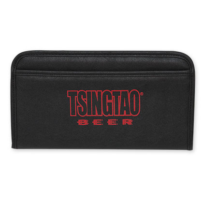 Tsingtao Beer Large Zipper Wallet