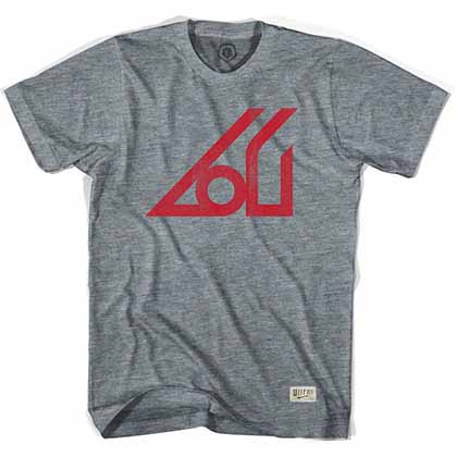 Atlanta Apollo Soccer Gray T-Shirt