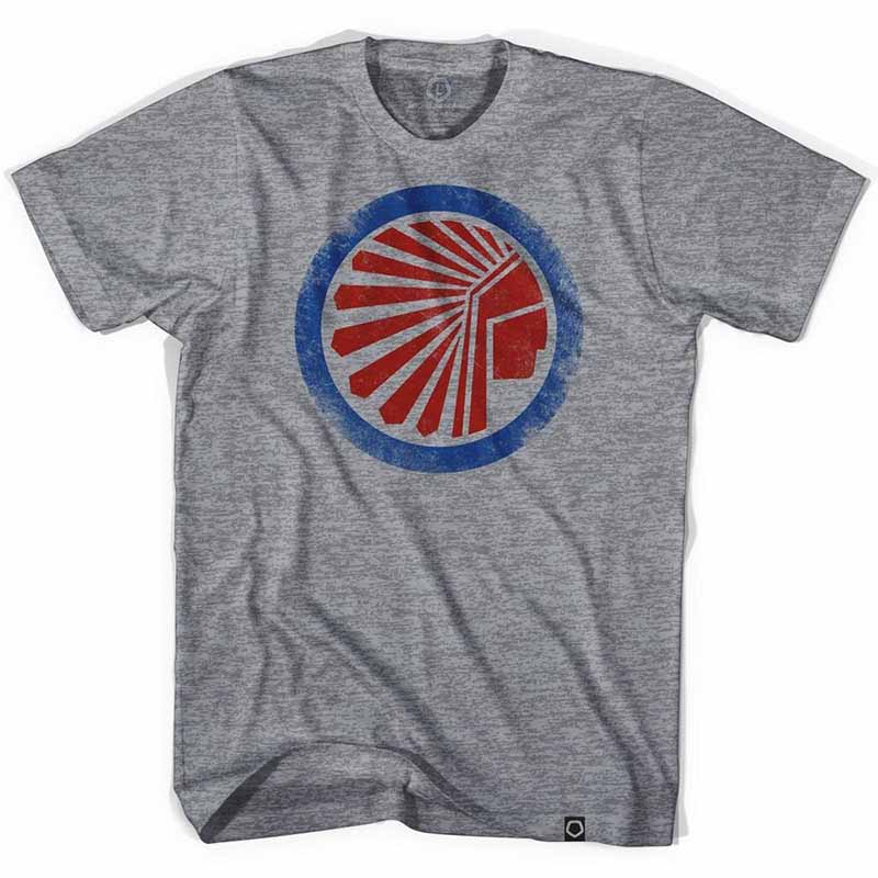 Atlanta Chiefs Soccer Gray T-Shirt