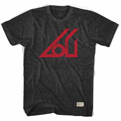 Atlanta Apollo Soccer Black T-Shirt