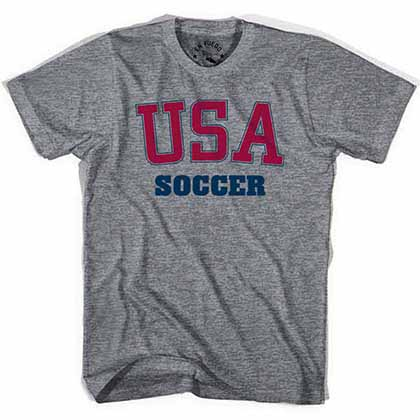 USA Fifa Gray T-Shirt
