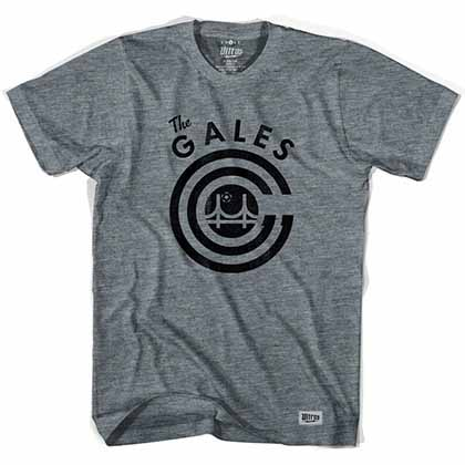 San Francisco Gales Soccer Gray T-Shirt