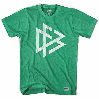 Germany Federation Green T-Shirt