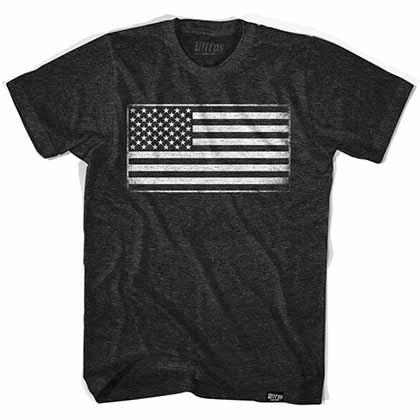 American Black Flag T-shirt