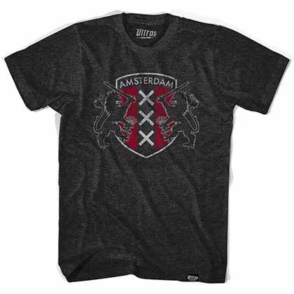 Amsterdam Crest T-shirt
