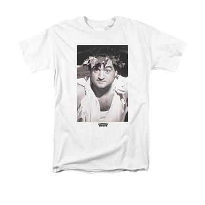 Animal House Men's White Photo T-Shirt