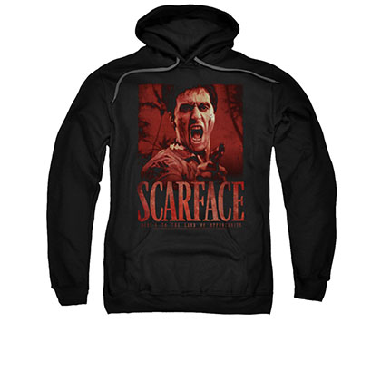 Scarface Opportunity Black Pullover Hoodie