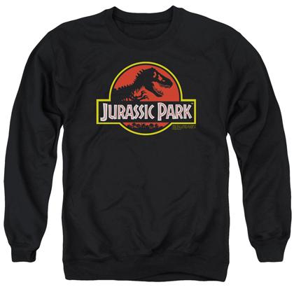 Jurassic Park Logo Crewneck Sweatshirt
