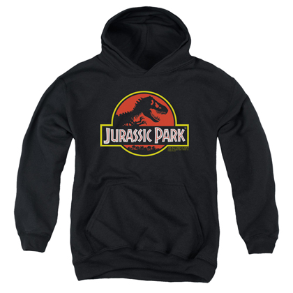 Jurassic Park Logo Youth Hoodie