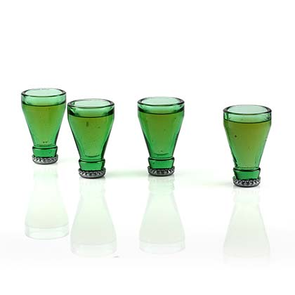 Top Shots Shot Glass Set