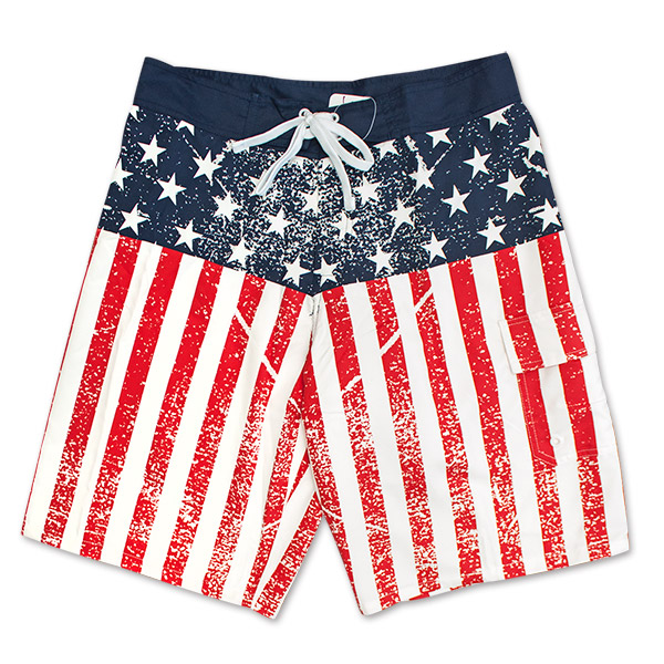 Men's American Flag Shorts & Pants With our selection of American flag shorts and pants, get a look that is comfortable and stylish all in one. Whether looking for patriotic pants or .