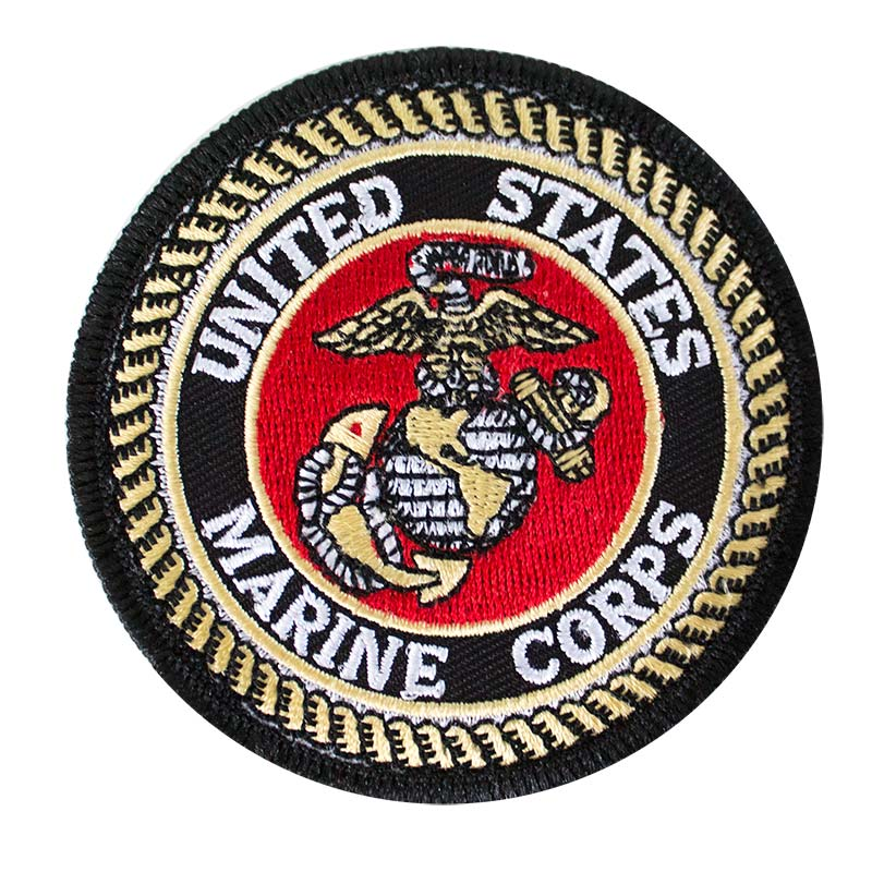 Us Marines Emblem Patch