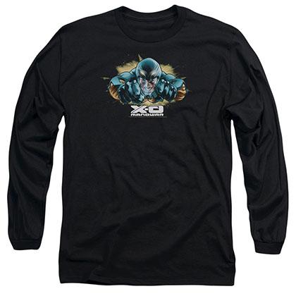 Xo Manowar Xo Fly Black Long Sleeve T-Shirt