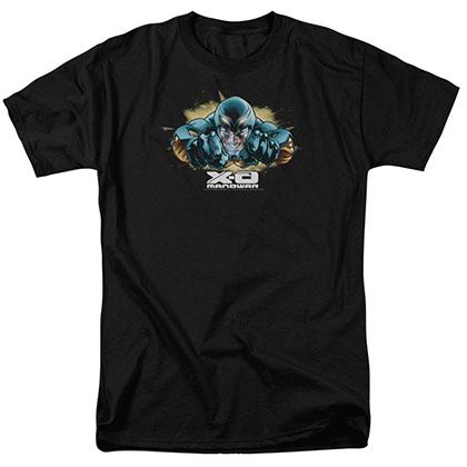 Xo Manowar Xo Fly Black T-Shirt