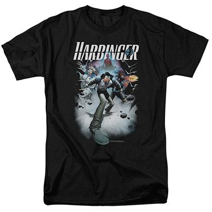 Harbinger 12 Black T-Shirt