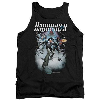Harbinger 12 Black Tank Top