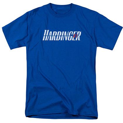 Harbinger Logo Blue T-Shirt