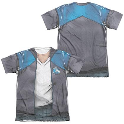 Harbinger String Uniform  White 2-Sided Sublimation T-Shirt