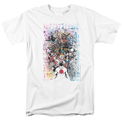 Valiant Everybodys Here White T-Shirt