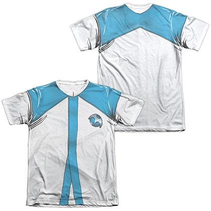 Harbinger Zephyr Uniform  White 2-Sided Sublimation T-Shirt