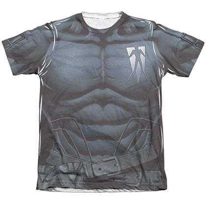 Shadowman Uniform White Sublimation T-Shirt