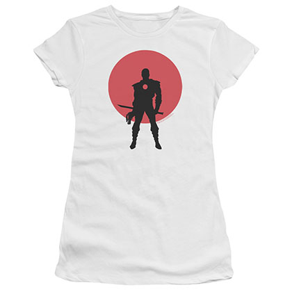 Rai Vintage Rai White Juniors T-Shirt