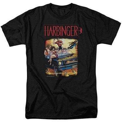 Harbinger Vintage Harbinger Black T-Shirt