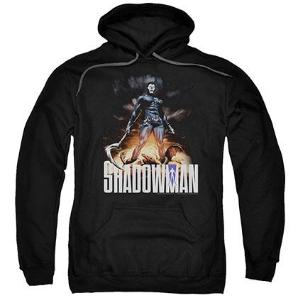 Shadowman Shadow Victory Black Pullover Hoodie