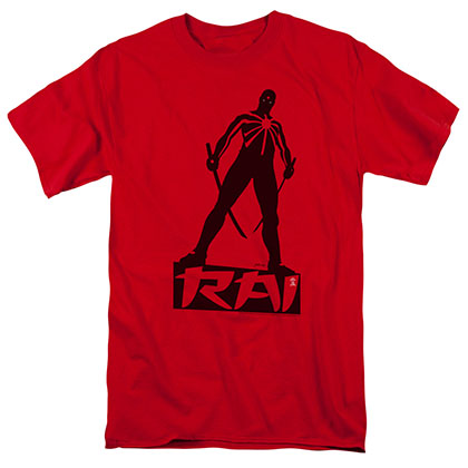 Rai Silhouette Red T-Shirt