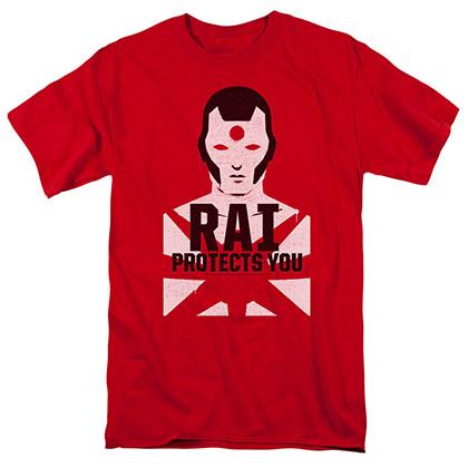 Rai Protector Red T-Shirt