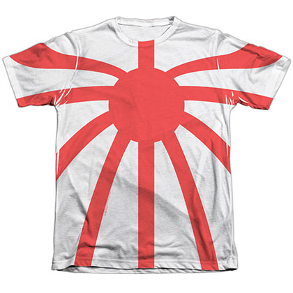 Rai Basic Costume White Sublimation T-Shirt