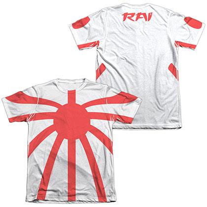 Rai Basic Costume  White 2-Sided Sublimation T-Shirt