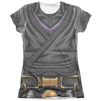 Ninjak Uniform White Juniors Sublimation T-Shirt
