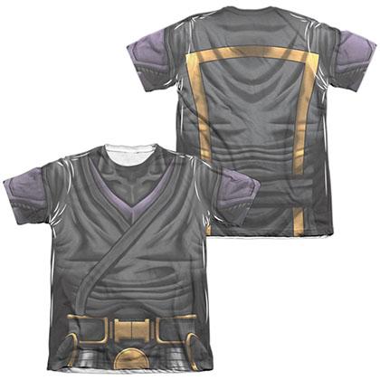 Ninjak Uniform  White 2-Sided Sublimation T-Shirt
