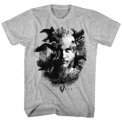 Vikings Sheild Logo Tshirt