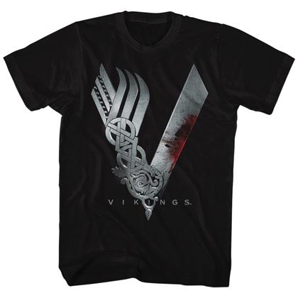 Vikings Logo Tshirt