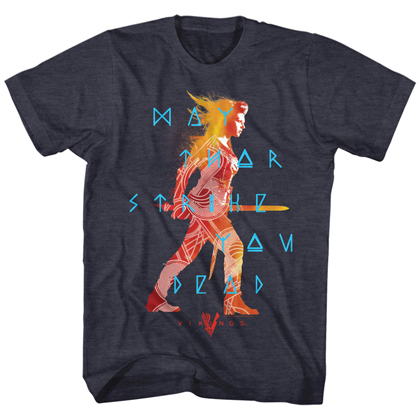 Vikings May Thor Strike You Dead Tshirt