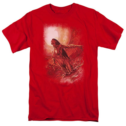 Vampirella Bloodbath Red T-Shirt